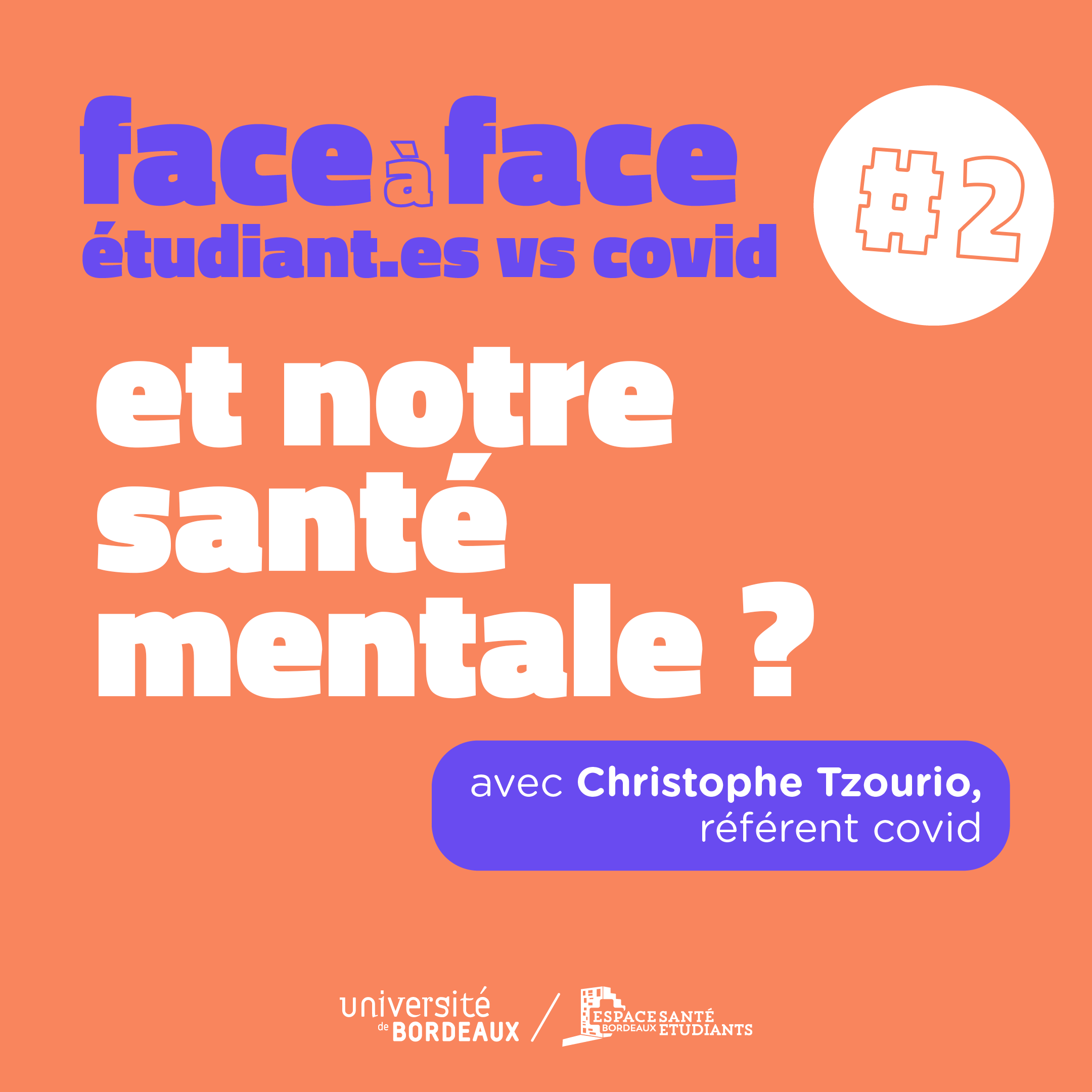 Face à Face covid #2